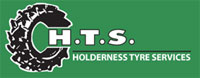 Holderness Tyre Services Mobile Retina Logo